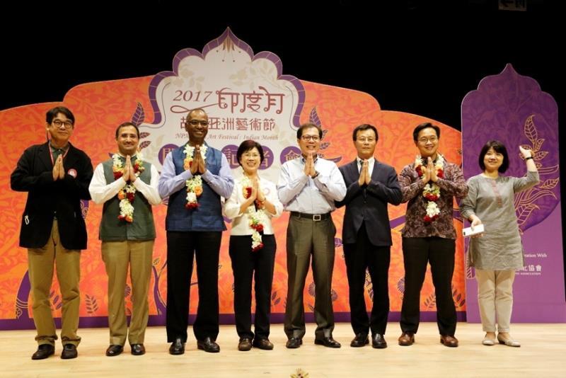 印度月開幕記者會  年度:2017