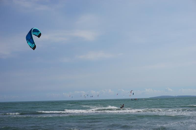 風箏浪板是一種高難度的極限運動  年度:2017