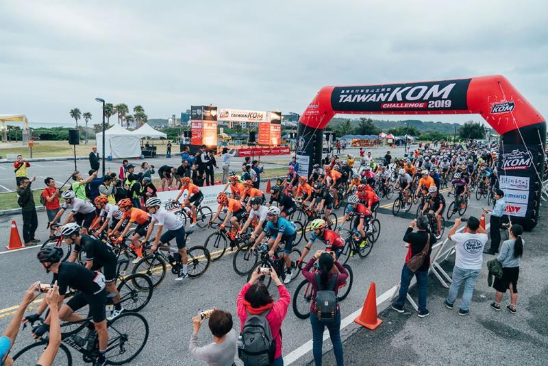 臺灣自行車登山王挑戰啟動  年度:2019  來源:中華民國自行車騎士協會