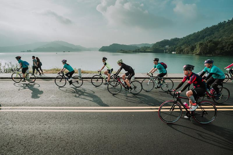 Come!Bikeday自行車嘉年華  年度:2019  來源:日月潭國家風景區管理處