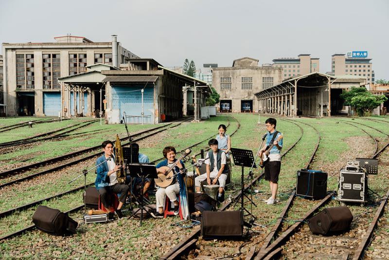台北機廠《NWXT鐵道博物館》  年度:2019  來源:文化部
