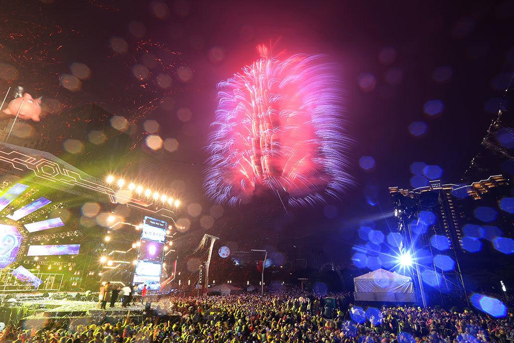 臺北最HIGH新年城-跨年晚會為國際知名活動品牌,也是許多國外旅客一生必去的海外跨年活動  年度:2018  作者:高讚賢  來源:臺北市政府觀光傳播局