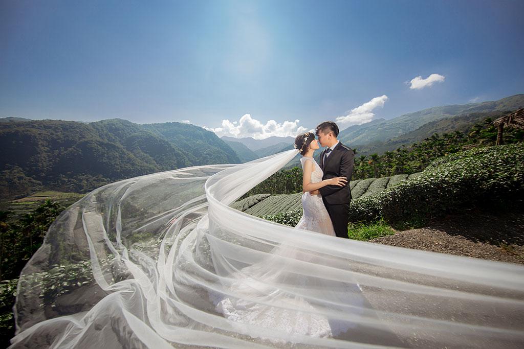 在阿里山看見愛浪漫婚拍  年度:2019  來源:阿里山國家風景區管理處