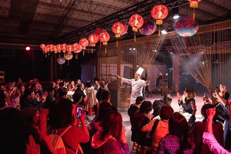 Opening Outdoor Party《Bando》  Período annual:2019  Fotografías:LI,WEN-YANG  Origen de las fotografías:Ministry of Culture