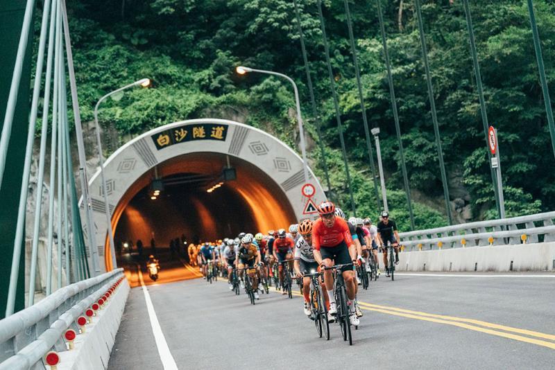 白沙隧道  年度:2019  來源:中華民國自行車騎士協會