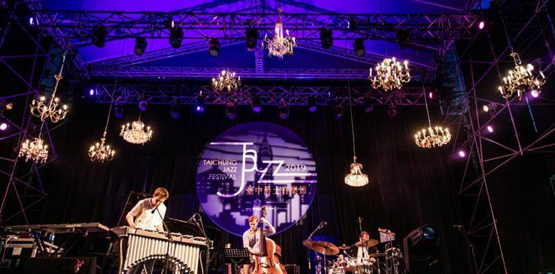 Marcin Pater Trio以電顫琴演出一躍成為歐洲新興樂團  年度:2019  來源:臺中市政府