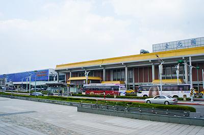 臺北松山機場外觀