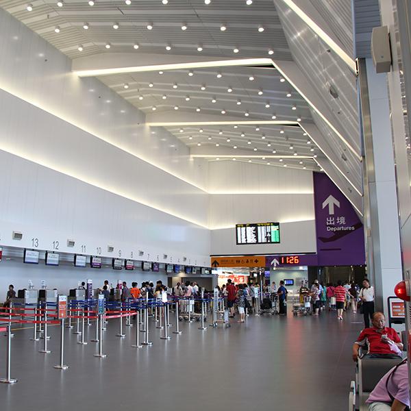 Aeropuerto de Taichung