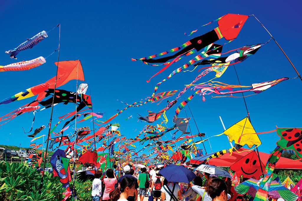 石門風箏節