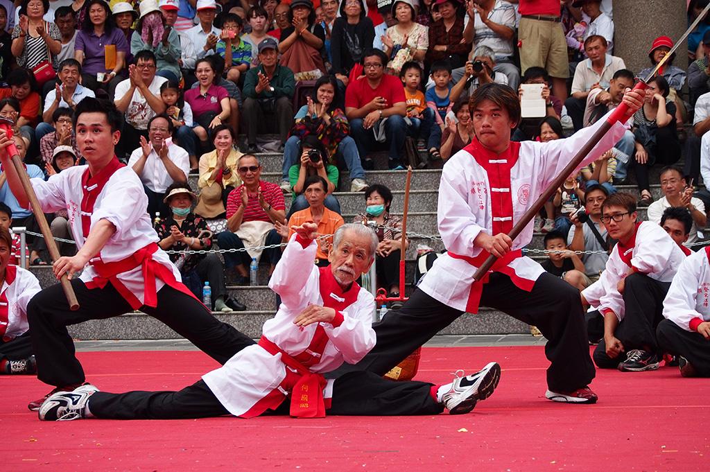 Artes marciales tradicionales Song Jiang