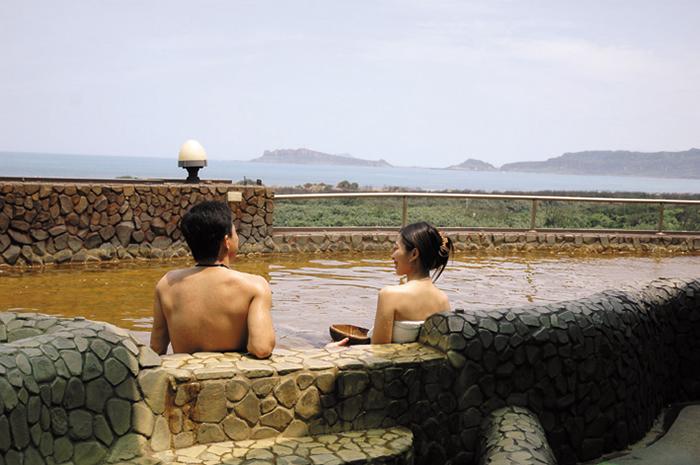aguas termales de Jinshan