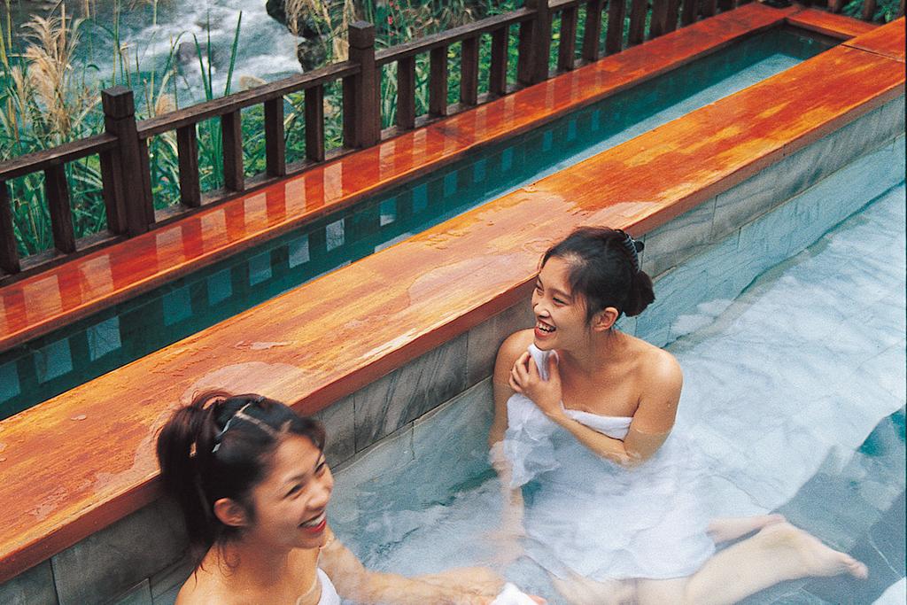 Aguas termales de Wulai
