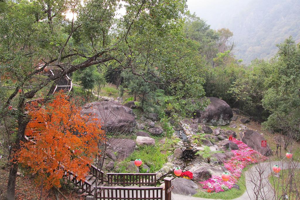 Parque de aguas termales de Guguan