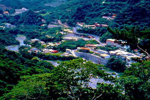 Área de aguas termales de Zhiben