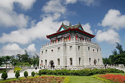 Lugar emblemático de Kinmen: Torre Juguang