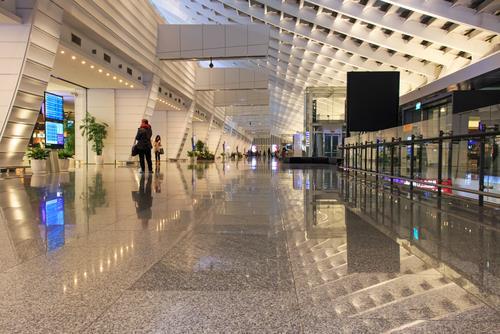 機場第一航廈入境大廳