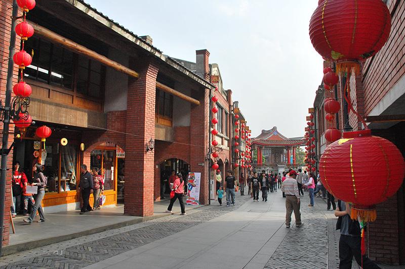 參觀宜蘭傳統藝術中心
