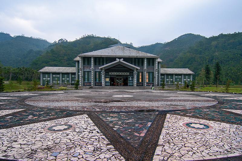 崙埤泰雅生活館