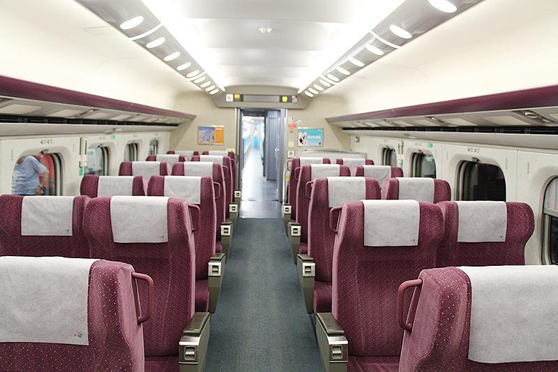Líneas de ferrocarril de alta velocidad de Taiwán