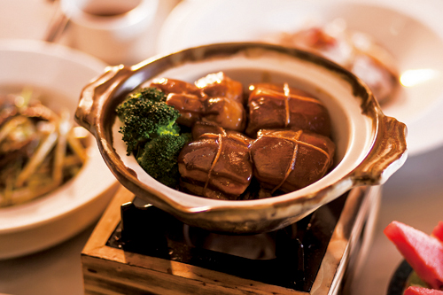 Cocina Shanghainesa