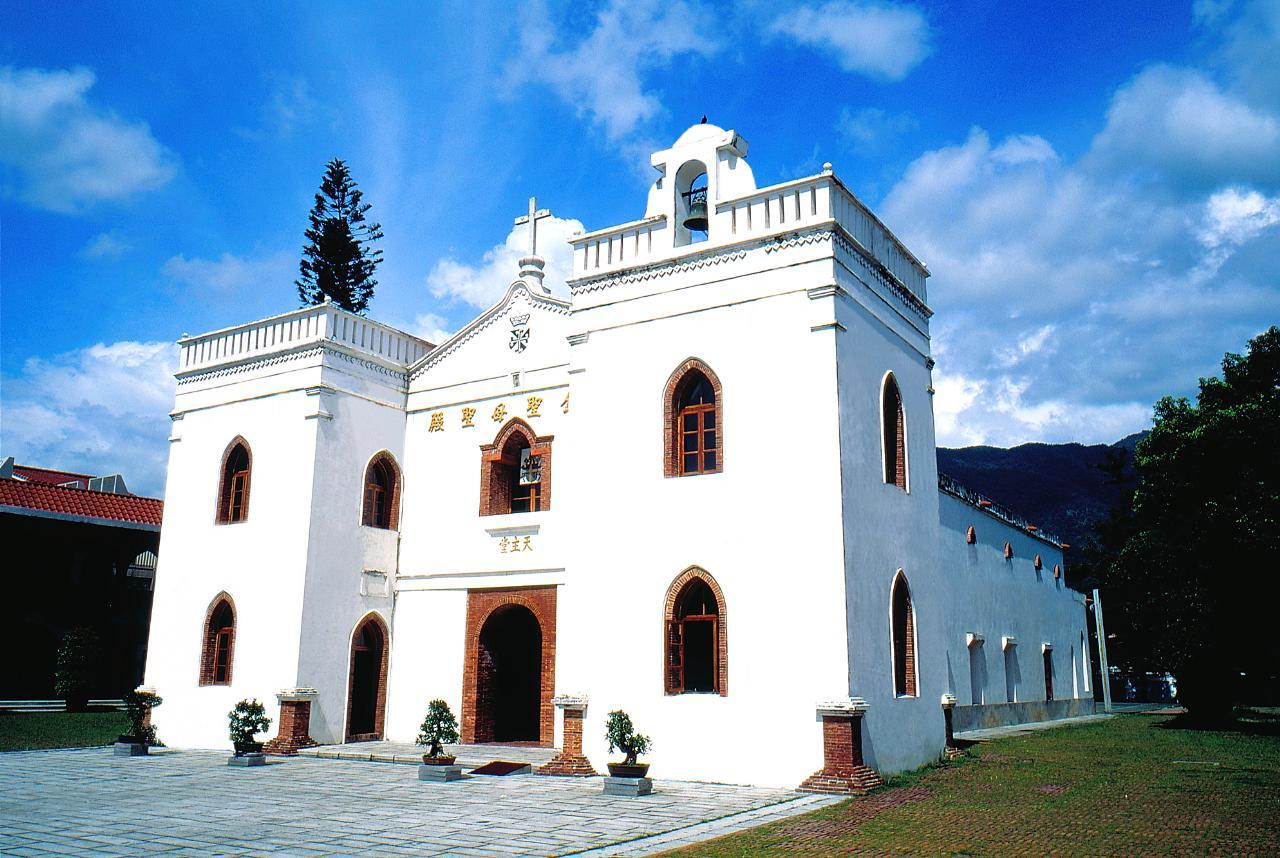 Santuario de Nuestra Señora en Wanjin