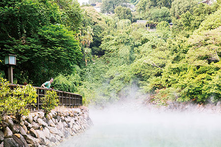 健康40ºC的幸福 漫遊台灣小鎮泡好湯