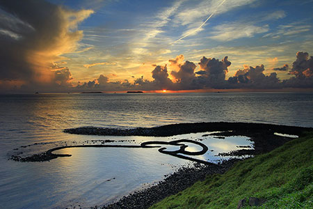 海灣旅遊十島特展-總統府開展 體會十島十全十美