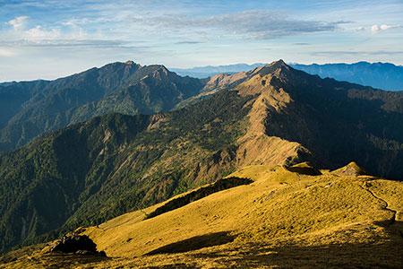 2020脊梁山脈旅遊年 觀光局推12路線探索台灣山林