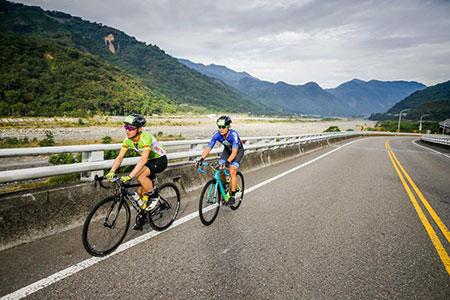鐵馬款款行 旅行台灣從跨上自行車開始