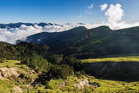 2020脊梁山脈旅遊年 品味山岳美感 登百岳-合歡山