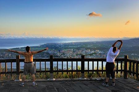 2020脊梁山脈旅遊年 挑戰觀音山硬漢嶺 喔熊組長邀您上山森呼吸
