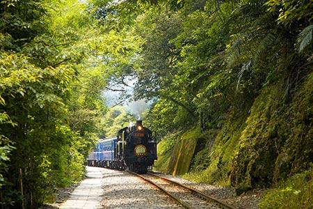 鐵道觀光好輕鬆 漫遊臺灣好好玩