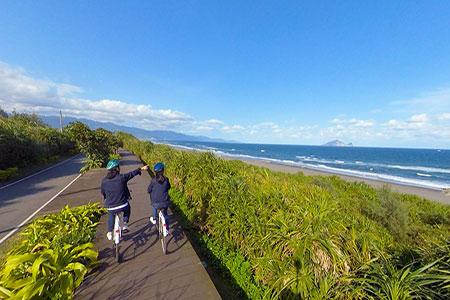 騎遇美景follow me 跟著自行車道玩台灣 拍照打卡抽好禮