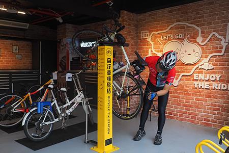 自行車友善旅宿人氣票選出爐!