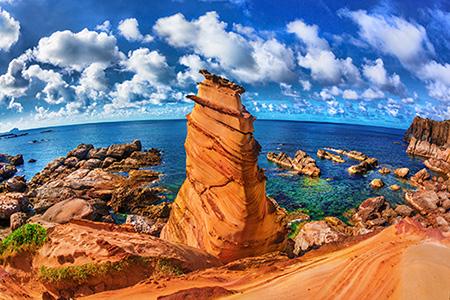 在家防疫也能遊台灣?!觀光資訊網帶您線上走一趟寶島地質之旅!