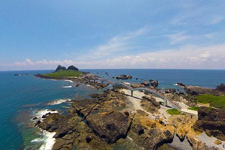在家旅行吧~觀光局360VR影片陪您在家防疫遊台灣!